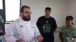 Libcom apresenta uma receita que pais e filhos podem fazer juntos na cozinha