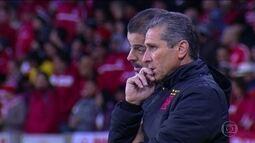 Vasco demite Jorginho e Vitória anuncia Carpegiani