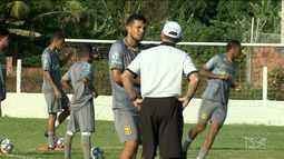 Com Eloir integrado, Sampaio volta aos treinos para a Série B