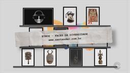 """Arte: veja obras da exposição """"Etnos - Faces da Diversidade"""""""