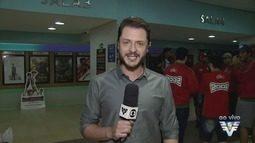 Acesso da Portuguesa Santista para a Série A2 vai parar no cinema