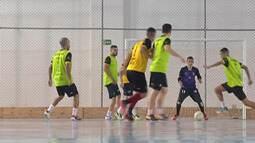 Mogi Futsal visita Indaiatuba para tentar encaminhar classificação na Liga Paulista