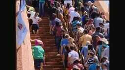 Fiéis celebram dia da padroeira Nossa Senhora da Abadia no Triângulo e do Alto Paranaíba