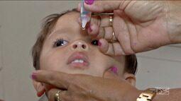 Menos de 40% do público alvo foi vacinado contra a Polio e o Sarampo em São Luís