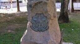 Vândalos roubam estátua da praça do Escoteiro, em Belém