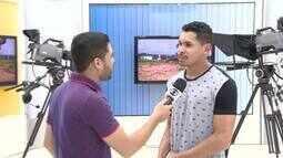 Matheus Evangelista é embaixador dos Jogos Escolares Paralímpicos em Rondônia