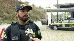 Aumenta número de vítimas graves em acidentes na BR-393, no Sul do Rio