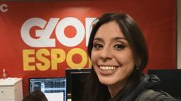 Globo Esporte PR agora é com a Nadja Mauad
