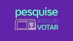 TV TEM incentiva a pesquisa antes do voto