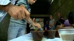 Professores do Ifes realizam aulas para 100 famílias de produtores, em Afonso Cláudio