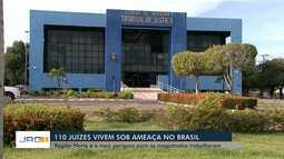 No Acre, 20 magistrados estão sob ameaça, segundo o CNJ