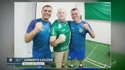 Guarani recebe visita do 'capitão Nascimento' da vida real