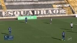 Inter de Limeira vence o Ferroviária pela Copa Paulista