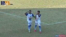 Veja os gols de São Raimundo 5 x 1 Iranduba