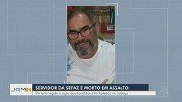 Funcionário público é morto durante assalto na porta de casa, em Manaus