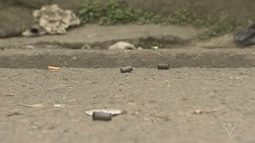 Criança é baleada após troca de tiros em comunidade de São Vicente