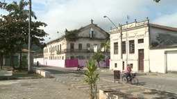 Casarões passam por restauração em Iguape