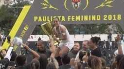 Santos conquista o Campeonato Paulista Feminino