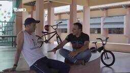 Tô Indo - 13/10 - Mário conhece projeto que ensina crianças a andar de bicicleta