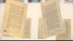 """Uma exposição de livros """"sem texto"""" está em cartaz na Capital."""