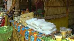 Comunidade Irurama realiza 15ª edição do Festival da Mandioca e do Artesanato