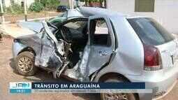Motorista embriagado é preso após se envolver em acidente que deixou casal e bebê feridos