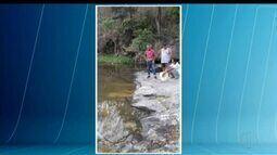 Homem morre afogado ao salvar netas em cachoeira em Itabirinha