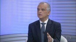 'Eleições 2018': Confira a entrevista com o candidato ao governo do Estado, Márcio França