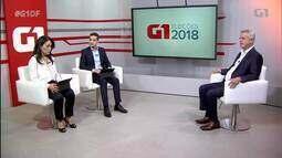 G1 entrevista o candidato ao governo do DF no 2º turno Rodrigo Rollemberg (PSB)