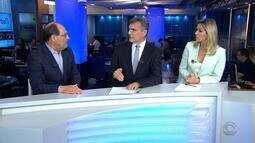 RBS Notícias recebe o candidato ao governo do Rio Grande do Sul José Ivo Sartori (MDB)