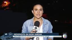 Caso de meningite é confirmado em Bom Jardim, no RJ