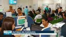 Procon de Fortaleza realiza mutirão para renegociamento do dívidas