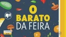 Confira frutas, verduras e legumes mais baratos nas feiras em Ribeirão Preto