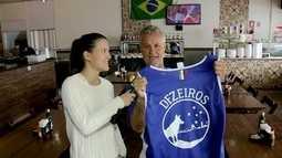 Apaixonados por Cruzeiro e Corinthians contam as horas para torcer em Brasília
