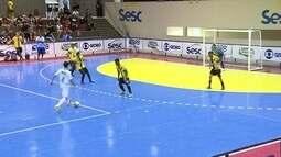 Sobradinho e Taguatinga estão nas oitavas da Copa Brasília de Futsal