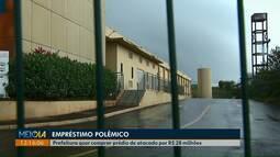 Prefeitura de Cascavel quer comprar prédio de atacado por R$ 28 milhões