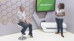 Bate-Papo GE: Israel Martins fala da participação de Estevam Soares em Curso de Treinador