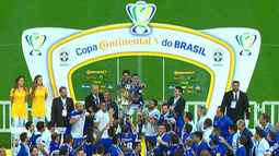 Corinthians perde a Copa do Brasil
