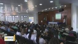 Acadêmicos e professores participam da Semana de Ciência e Tecnologia em Roraima