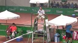 'Feijão' disputa torneio internacional de tênis em Mogi