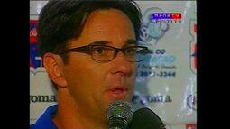 Flamengo 1x4 Paraná Campeonato Brasileiro 2006 Raulino de Oliveira