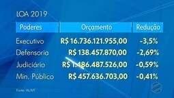 LOA-2019 tem redução de R$ 600 milhões