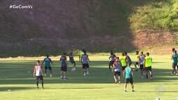 Vitória tem desfalques, mas quer aproveitar má fase do Corinthians para vencer jogo