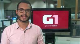 Destaques G1: Homem vai à delegacia registrar boletim e termina preso em Mogi