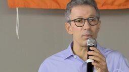 Candidatos ao governo de Minas cumprem agenda de campanha