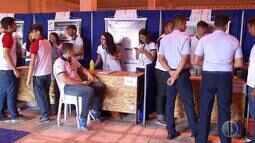 Estudantes participam da Feira de Ciências do Semiárido Potiguar