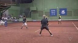 Termina o 59º Torneio A Tribuna de Tênis