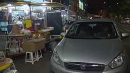 Barraquinhas e Food Trucks fazem sucesso em Campina Grande