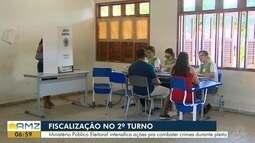 Ministério Público Eleitoral intensifica ações pra combater crimes durante pleito, no AP
