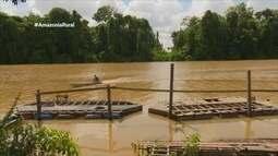 Parte 1: Psicultores do Amapá aumentam produtividades com tanques-rede